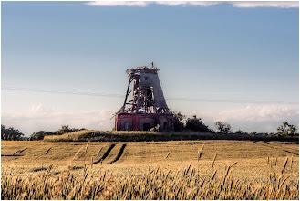 Photo: Windmühle bei Dalwitz Teterow