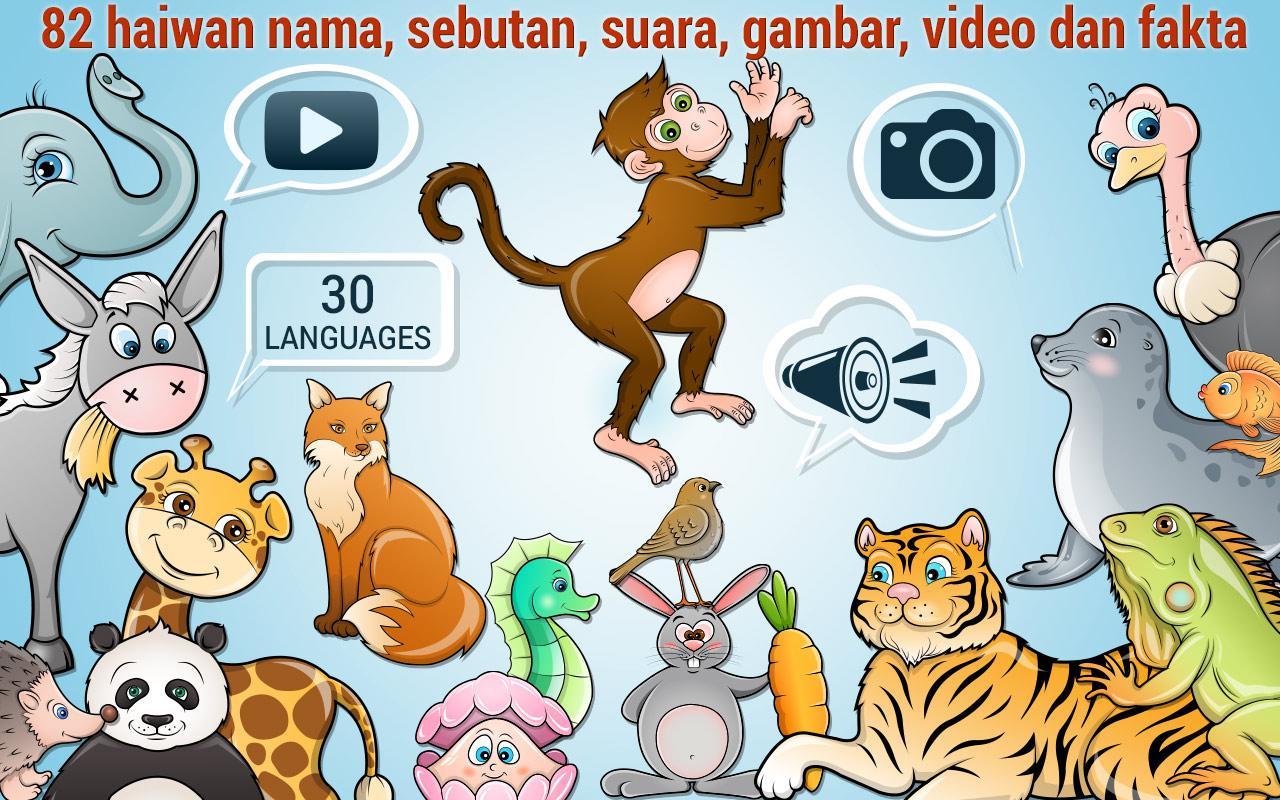 Teka Teki Kanak Kanak Haiwan Apl Android Di Google Play