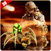Modern Alien Shooter 3D