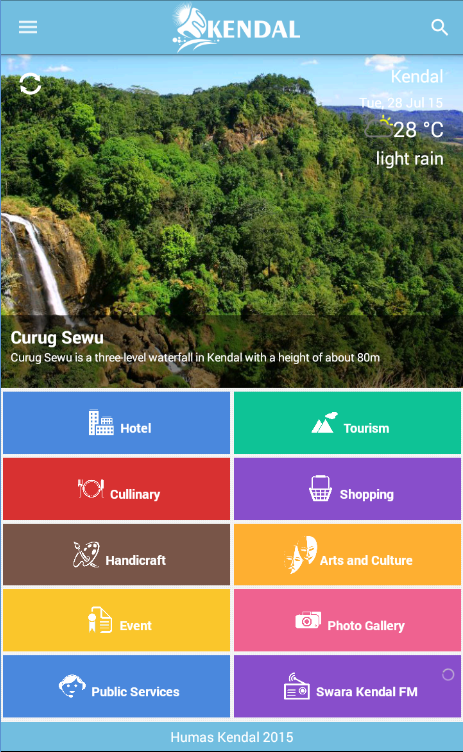 Visit Kendal- screenshot