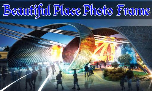 Beautiful Place Photo Editor