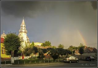 "Photo: Turda - Str. Salinelor, Nr.10 - Biserica Ortodoxa ""Sfânta Treime "" (Biserica Șovagăilor), spatiu verde - 2018.08.09"