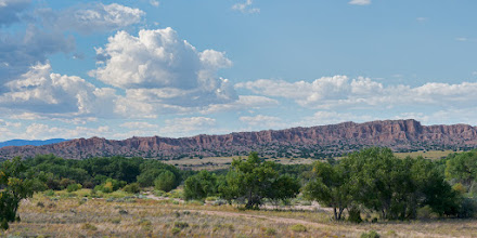 Photo: La Mesilla cliffs
