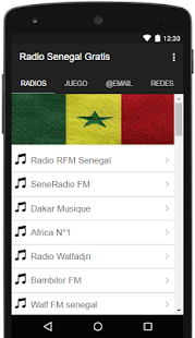 Radio Senegal Gratis- screenshot thumbnail