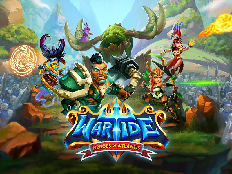 Wartide: Heroes of Atlantis Screenshot 6