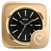 Royal GO Clock Theme