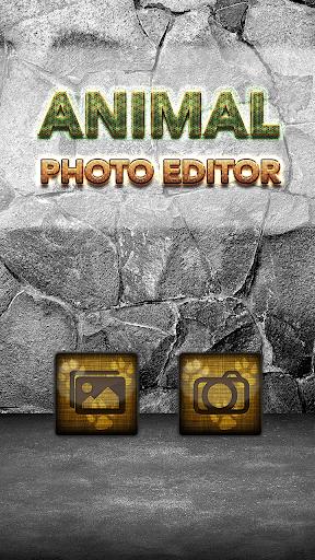 動物照片編輯器