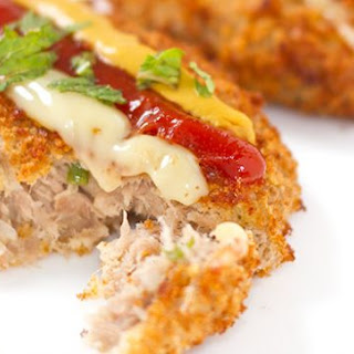 Easy to make Tuna Cutlets – Airfryer