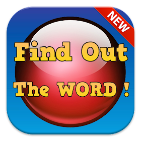 Find Out The Words