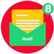 Full-mail: eMail for gmail, yahoo, outlook && all