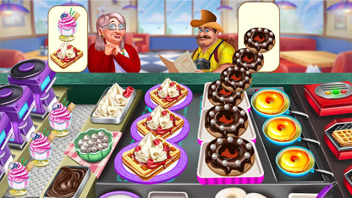 Home Design - Cooking Games & Home Decorating Game  screenshots 2