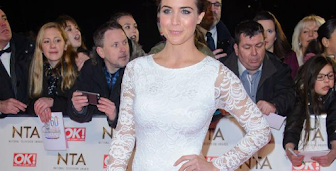 Gemma Atkinson: Break would've killed me without Strictly