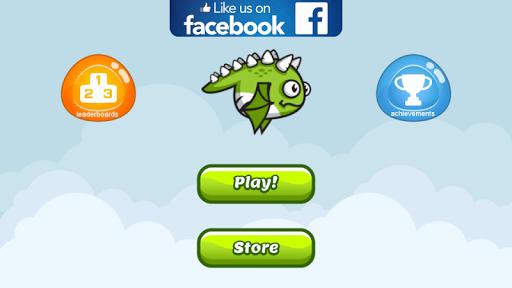 Clumsy Dragon