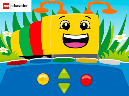 Coding Express LEGO® Education Screenshot