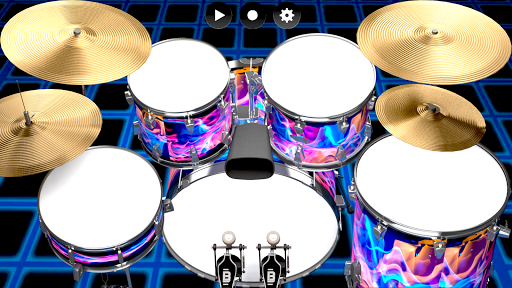 Drum Solo Legend ud83eudd41 The best drums app 2.4 screenshots 2