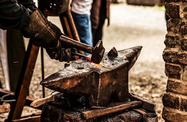 ferro e fuoco di ph veronica bendinelli