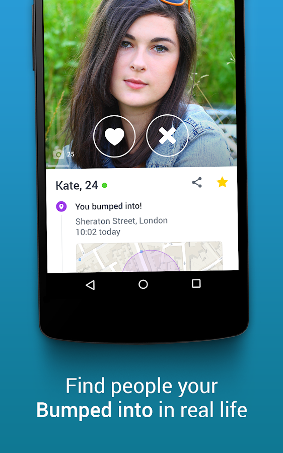 Screenshots of Blendr - Chat, Flirt & Meet for iPhone