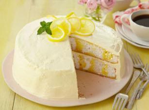 Luscious Lemon Poke Cake - Steph Recipe