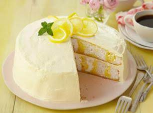 Luscious Lemon Poke Cake - Steph Recipe