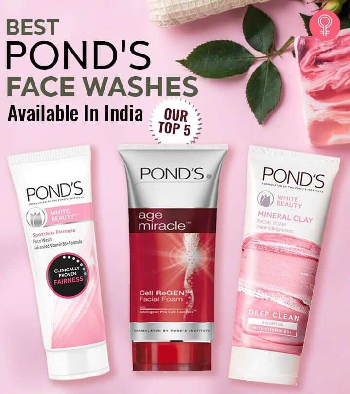 Face Wash products by Pond's