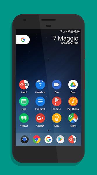 Flix – Icon Pack v0.4(beta)