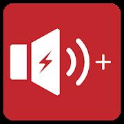 High speaker boost: Speaker boost - Sound booster