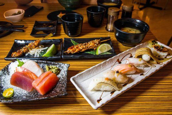 助壽司(文山旗艦店) 平價海鮮丼飯.握壽司