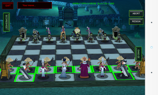 ChessWZombies-PAWN OF THE DEAD