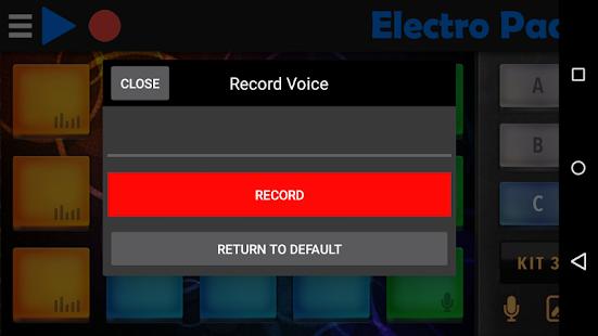 Electro Pads for PC-Windows 7,8,10 and Mac apk screenshot 4