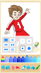 Football Kids Color Game  Android Apps on Google Play