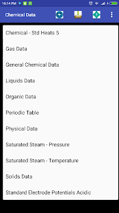 Chemical Engineer/General Data- screenshot thumbnail
