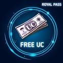 UC Free Rewards : Get Free UC PUB 2021 icon