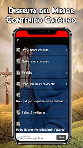 Alabanzas Catolicas Gratis: Cantos Catolicos Radio screenshots 3