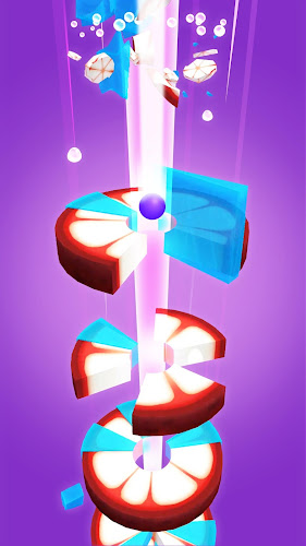 Helix Crush Android App Screenshot