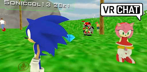 VRChat Skins - Sonic Avatars on Windows PC Download Free - 1 0