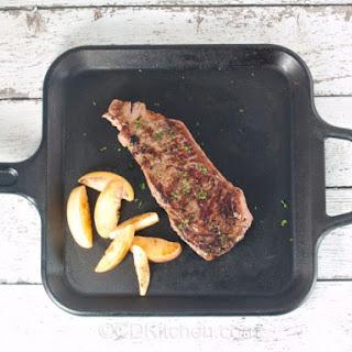 Apple Cider Steak Marinade.