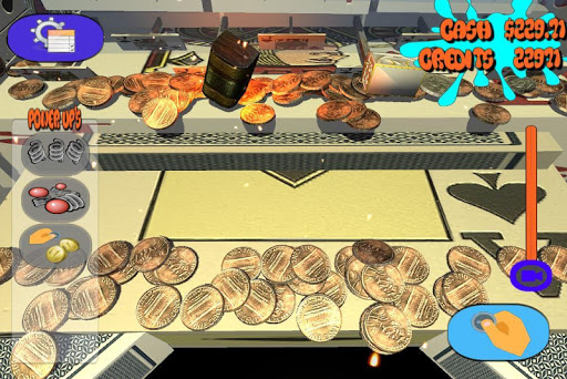 Penny Arcade Coin Dozer cash  screenshots 1