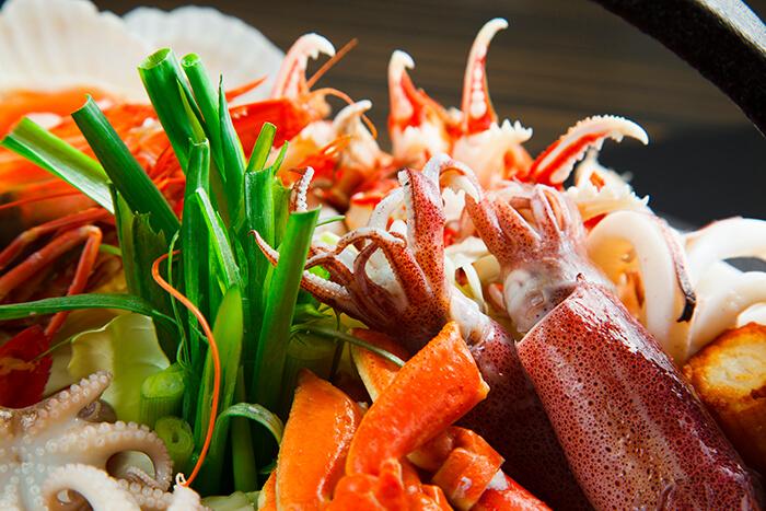 吃火鍋,當然也少不了小卷囉!想起那入口後爆出的滿滿海洋鮮香,口水都要流下來了!