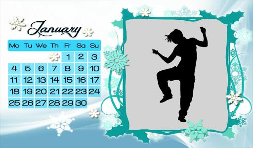 2016 日曆 相框