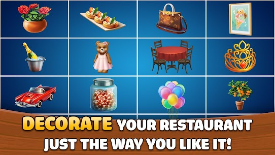 Kitchen Craze: Cooking Games for Free & Food Games App Latest Version Download For Android and iPhone 5