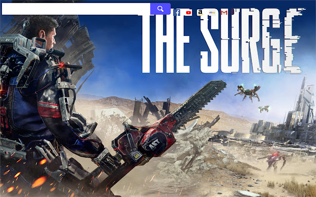 The Surge HD Wallpapers New Tab