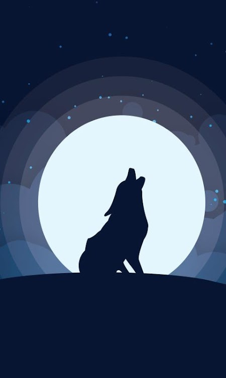 Wolf Live Wallpaper Backgrounds Hd Android Aplicaciones