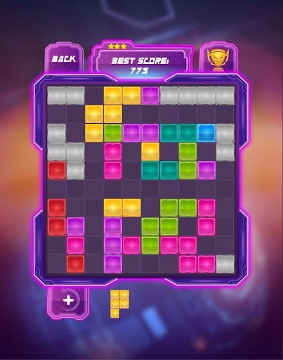Block Puzzle : Glow Breaker|玩解謎App免費|玩APPs