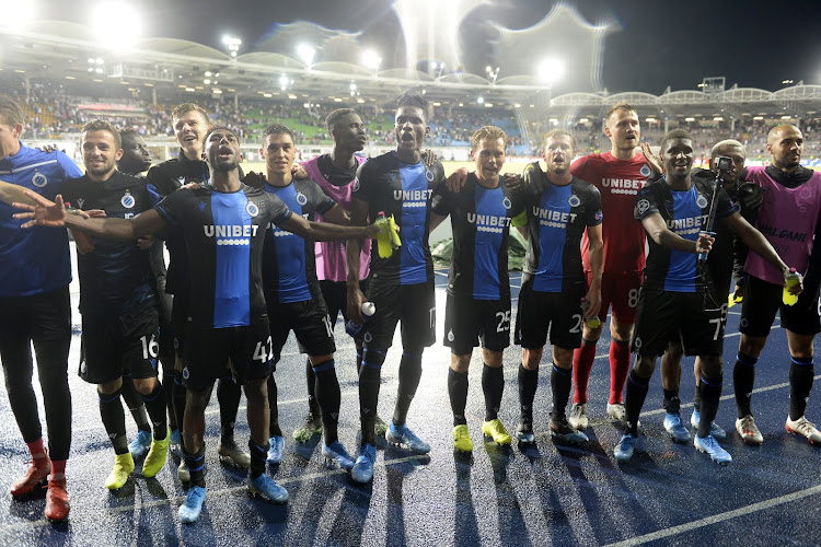 Les groupes de Bruges et de Genk pour la Ligue des Champions