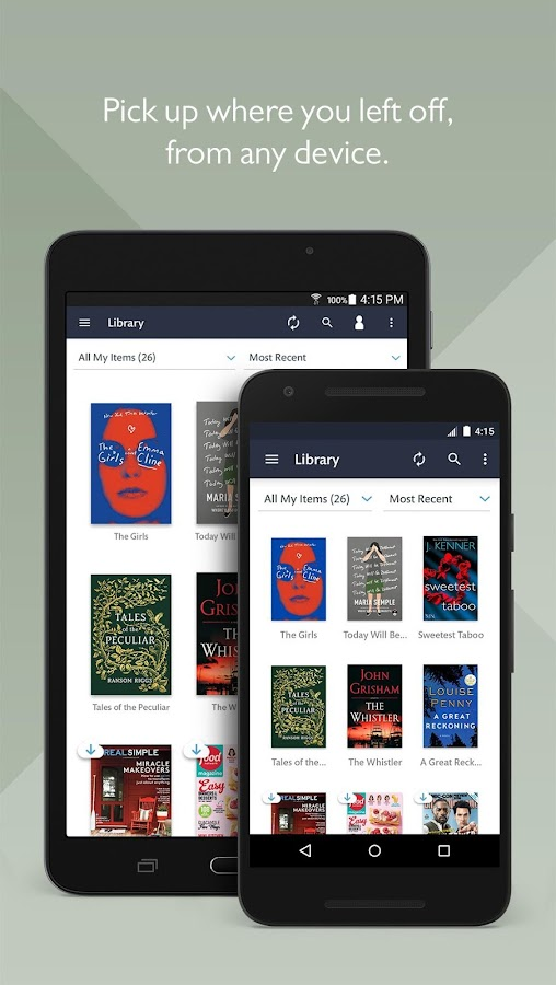 NOOK: Read eBooks & Magazines – zrzut ekranu