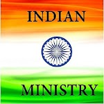 Indian Ministry Info Icon