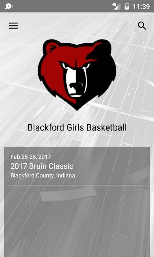 Blackford Girls Basketball