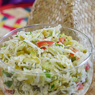 Mexican Cabbage Salsa Recipes