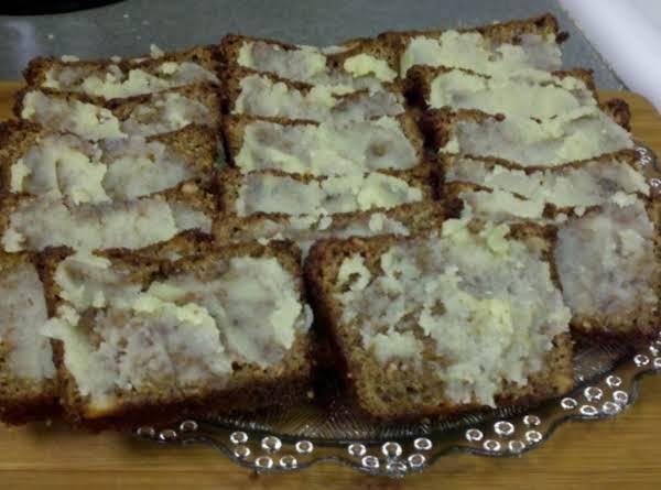 Pear Butter Nut Bread