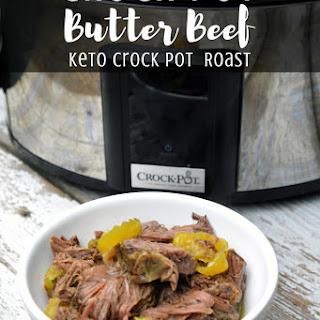 Crock Pot Butter Beef Recipe
